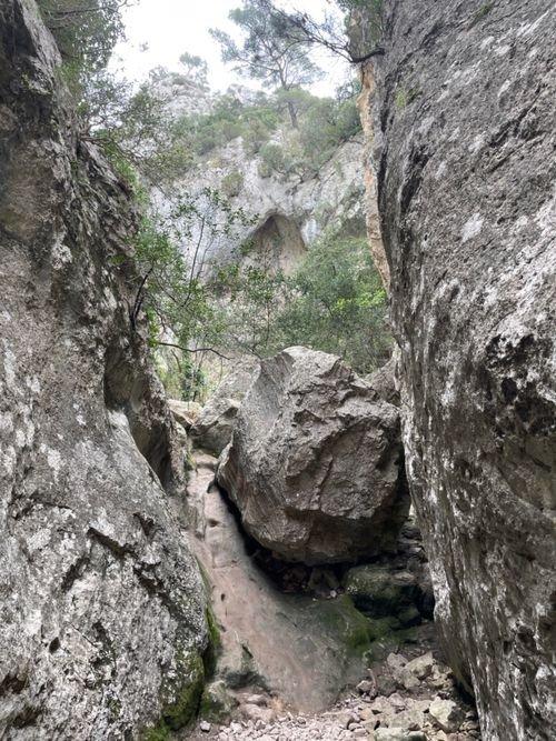Hiking Vaucluse
