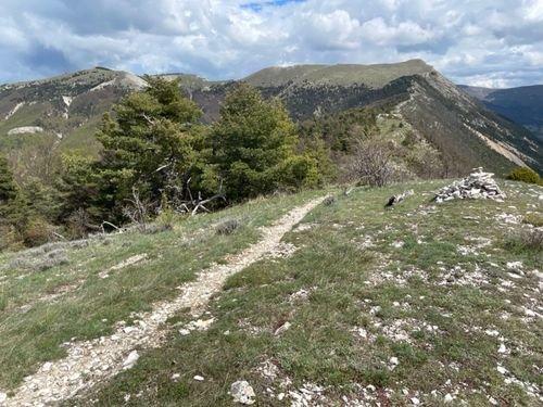 Hiking Alpes-de-Haute-Provence