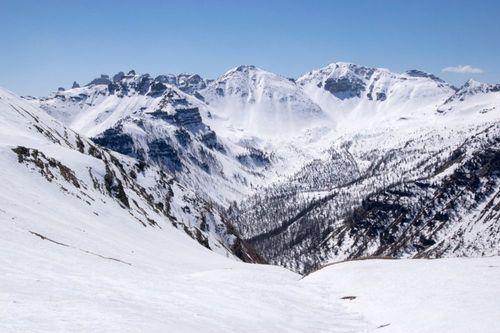 Snowshoeing Maritime Alps