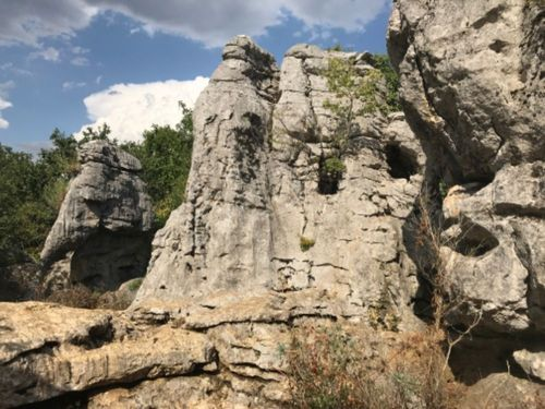 Hiking Ardèche